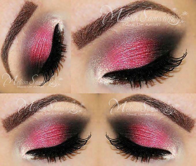 Tutorial de maquiagem Melissa