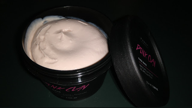 Fancy handy mascarilla arcilla rosa
