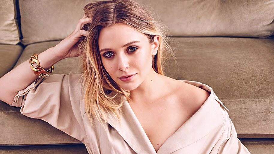 Elizabeth Olsen, Beautiful, 4K, #4.2531