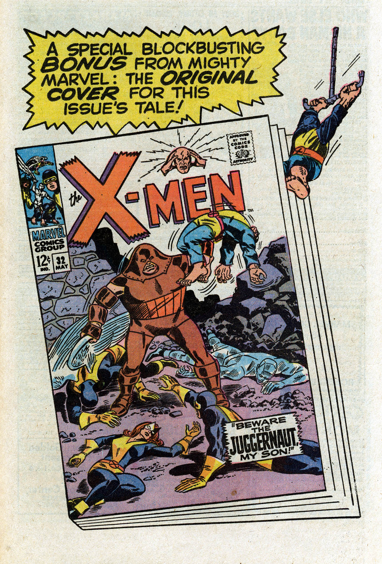 Uncanny X-Men (1963) 80 Page 24
