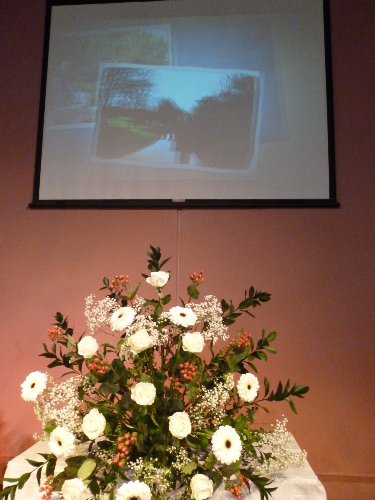 The Other Half (of being the curate's wife): A Wonderful Wedding
