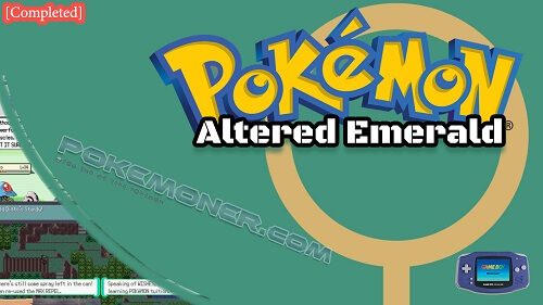 Pokemon Altered Emerald