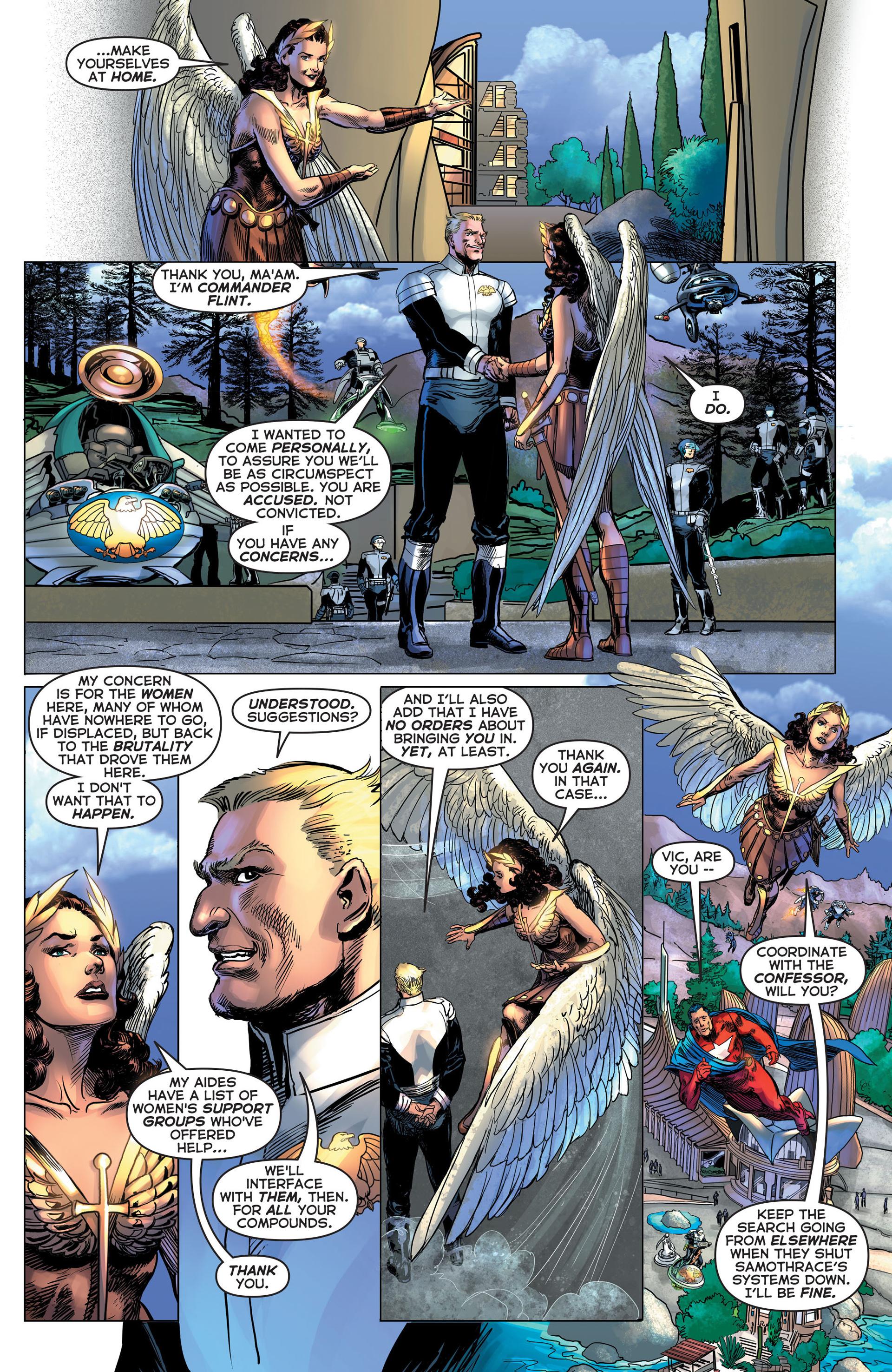 Read online Astro City comic -  Issue #8 - 19