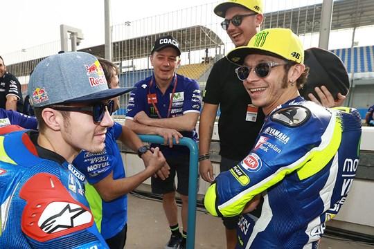 Viñales untuk mitra Rossi musim depan di Yamaha