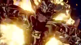 Videojuego Jump force muestra a personajes de caballeros del zodiaco. TRAILER.