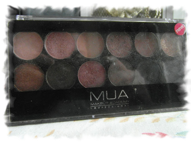 Undressed by MUA