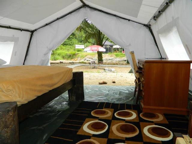 Glamping di Caravan Serai bentong pahang
