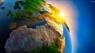 Teori Terbentuknya Bumi Secara Singkat