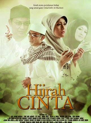 Download Film Hijrah Cinta 2014 Tersedia DVDRip