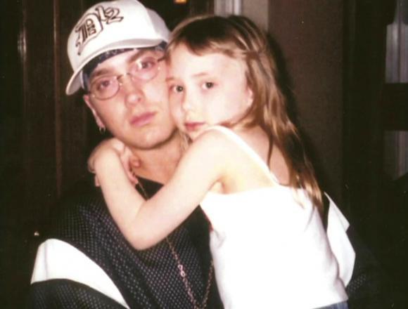La hija de Eminem Hailie ha crecido y así se ve ahora