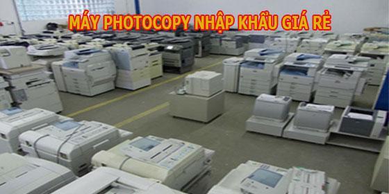 Thuê máy photocopy cho công ty bất động sản