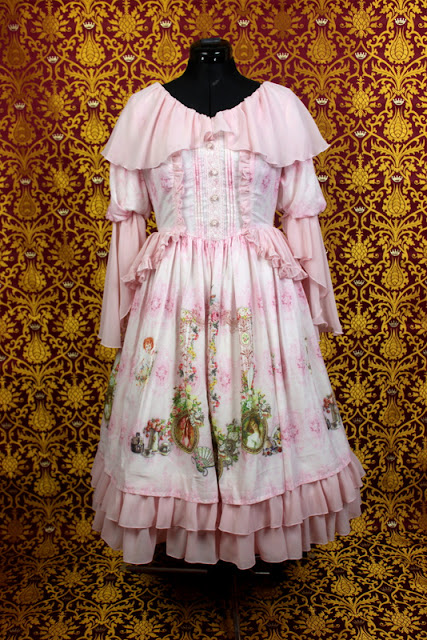 lolita fashion, lolita wardrobe, kawaii, jfashion, auris lothol, eglcommunity, rosee matinale, quaint lass