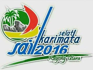 Sail Selat Karimata 2016