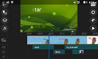 Best video maker for android CyberLink PowerDirector
