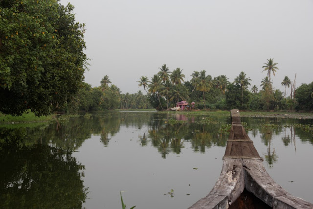 kumarakom canaux backwaters