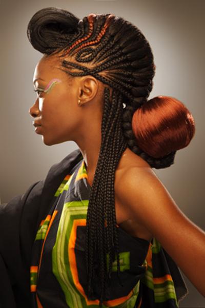 Hair Club Nigerian Hairstyle