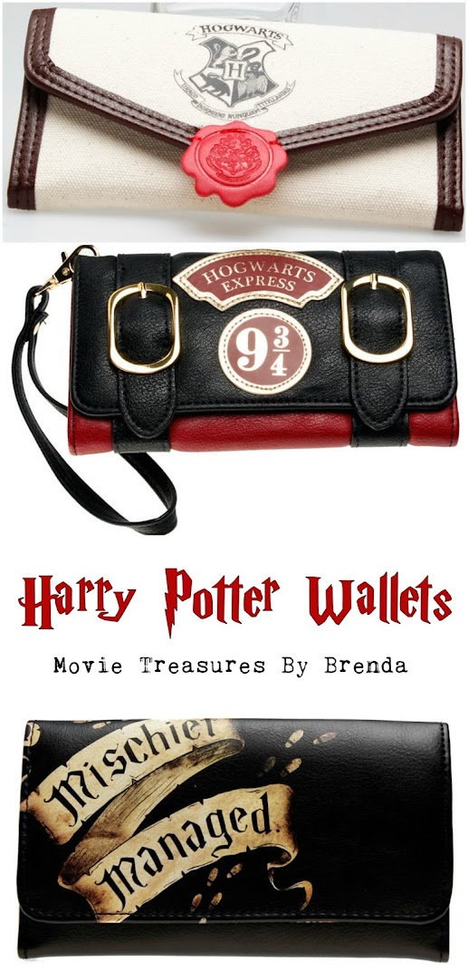 Harry Potter Wallets for Harry Potter Fans