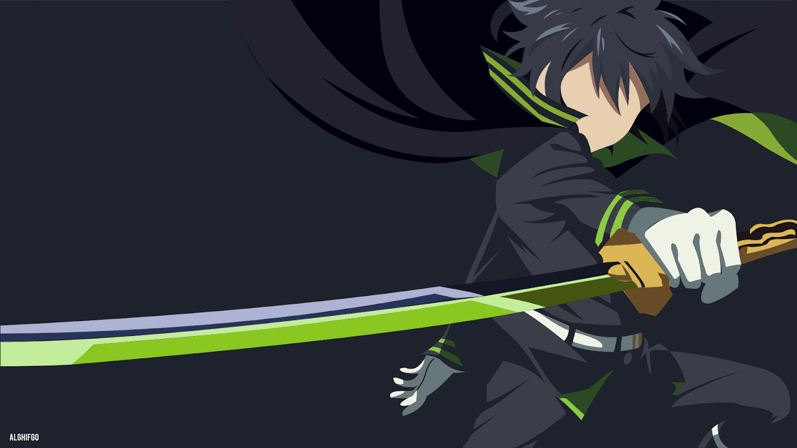 Submit Yuichirō Hyakuya Owari No Seraph Wallpaper Anime Maniac