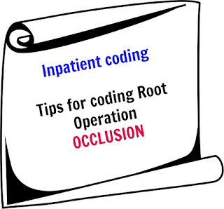 Amazing Coding tips for Root Operation Occlusion