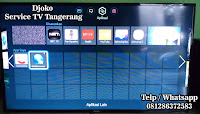 service samsung tv tangerang