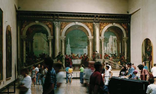 O que fazer na Accademia em Veneza