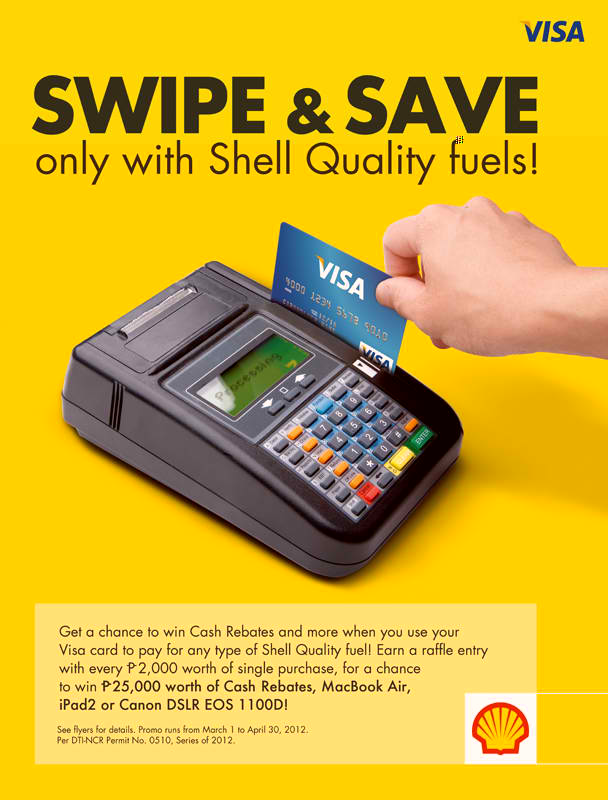 Shell gas coupons