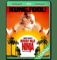 UN NINJA EN BERVELY HILLS (1997) WEB-DL 1080P HD MKV ESPAÑOL LATINO