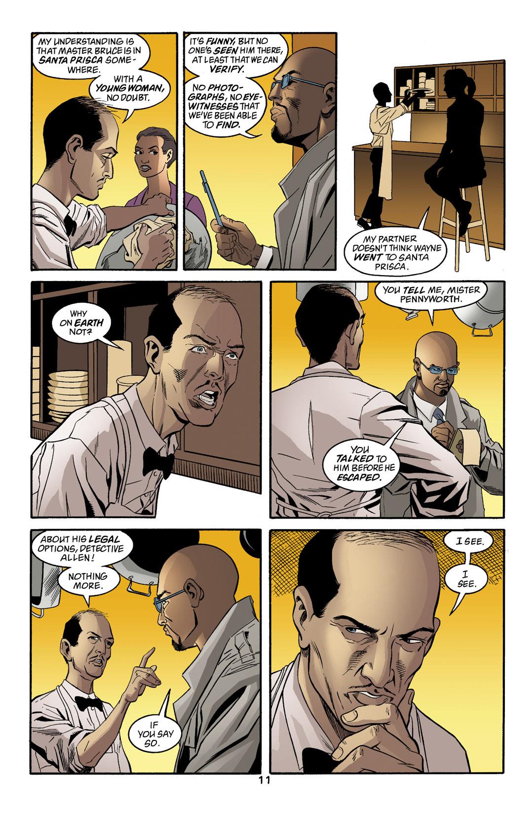 Detective Comics (1937) 769 Page 11