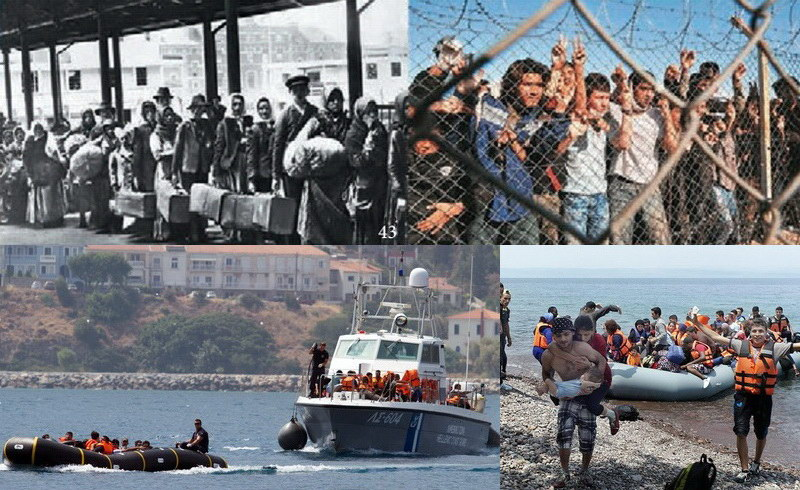 Η διπλή όψη του Μεταναστευτικού στην Ελλάδα του σήμερα