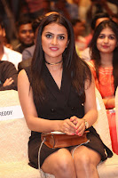 Actress Shraddha Srinath Stills in Black Short Dress at SIIMA Short Film Awards 2017 .COM 0056.JPG