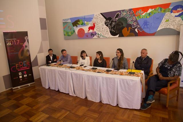 Lanzan séptima versión de Premios Ceres, la cual culminará en el Teatro Regional del Biobío.