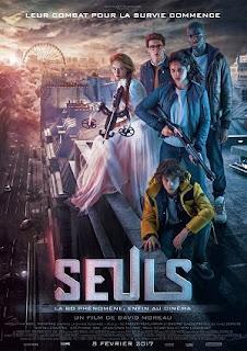 Seuls (2017) ฝ่ามหันตภัยเมืองร้าง