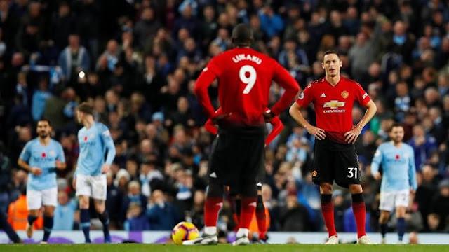 Kekalahan di Derby Manchester Diyakini Sudah Tutup Kans Juara MU