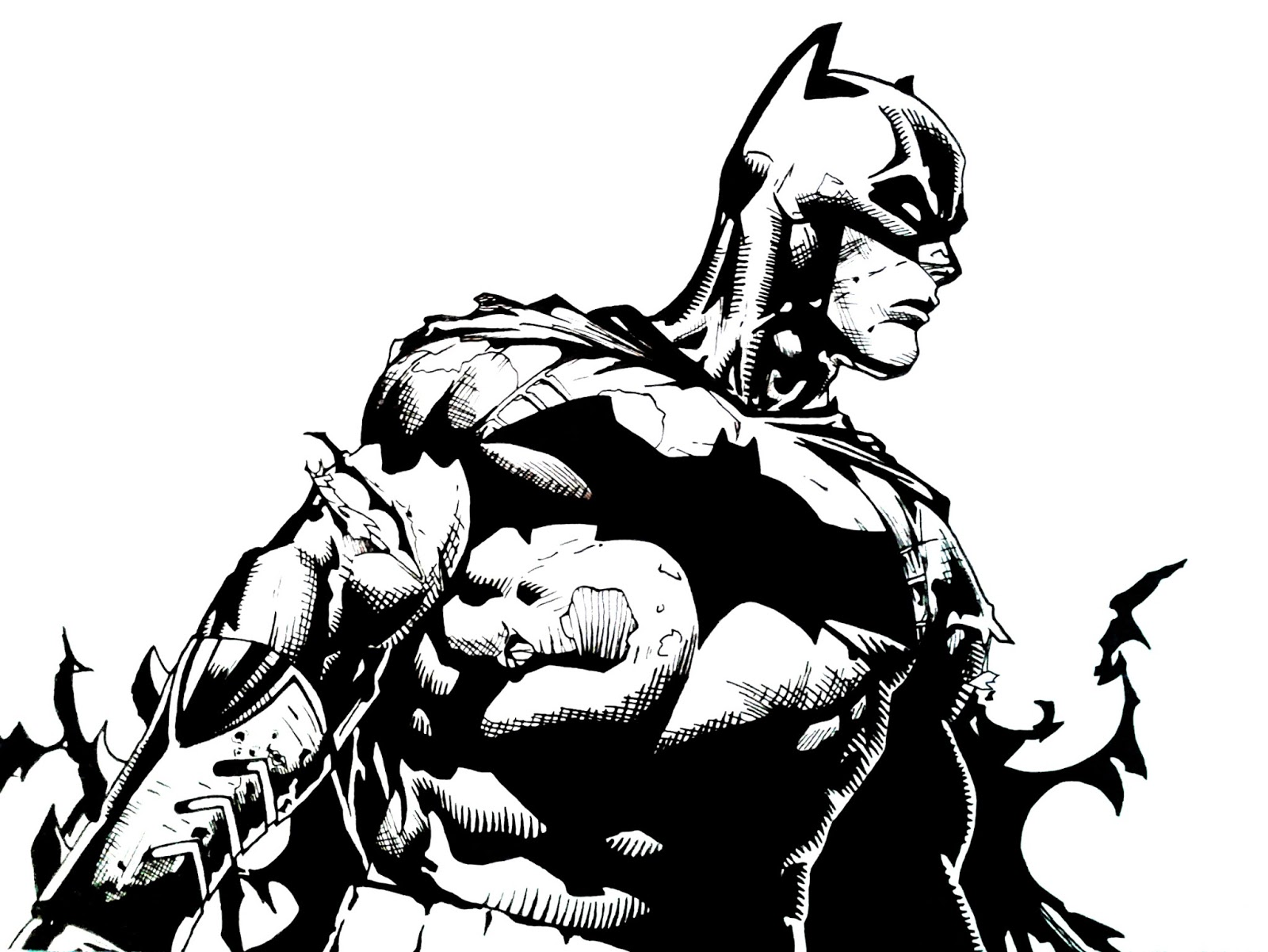 eo's gallery batman