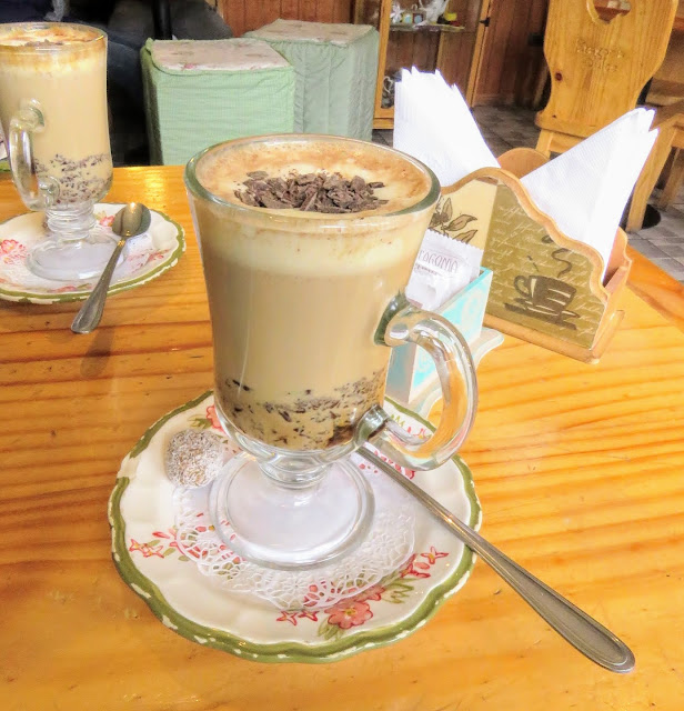 Things to do in Puerto Natales: drink hot chocolate at Patagonia Dulce