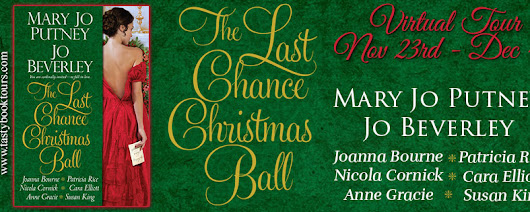 Blog Tour: The Last Chance Christmas Ball by Mary Jo Putney et al; Review + Giveaway