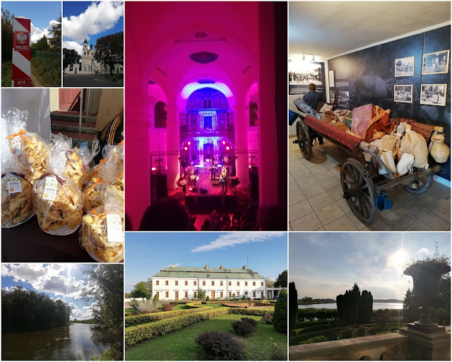 Wycieczka: Włodawa w Festiwal Trzech Kultur, Kock. Fotorelacja