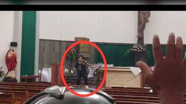 Bikin Orang Tua Shock Berat! Sosok Suliono Penyerang Gereja St. Lidwina Ternyata......