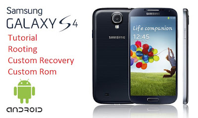 How to Root, Flash CWM recovery and install Rom in Samsung Galaxy S4 Main Picture
