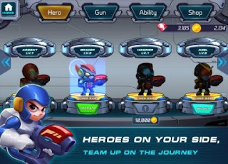 Zeta Man: Metal Shooter Hero  v1.06