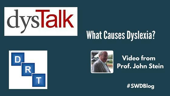 What is dyslexia? Prof John Stein