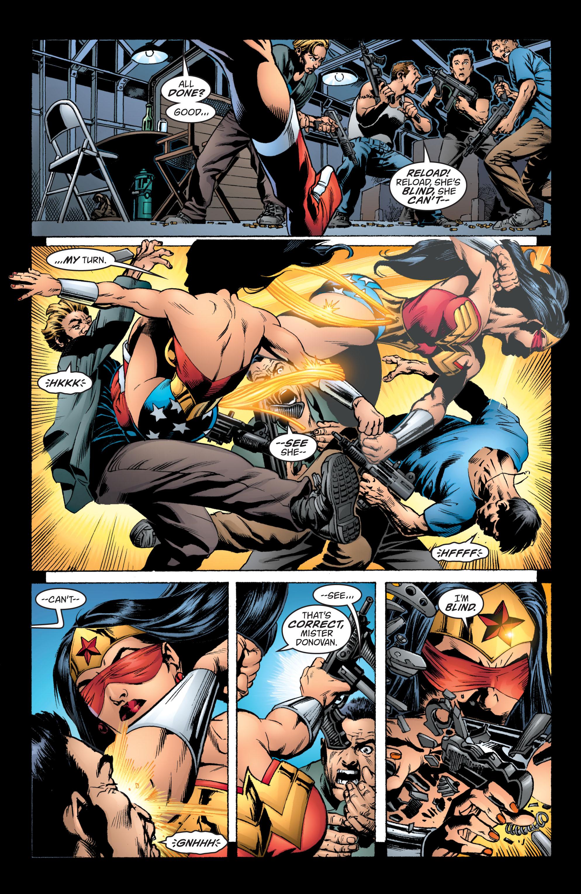 Read online Wonder Woman (1987) comic -  Issue #215 - 3