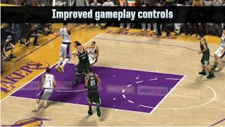 NBA 2K19 Mod Normal Apk