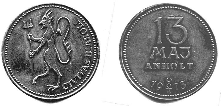 Upaya Mengungkap Penemuan Koin Iblis yang Misterius
