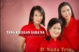 Lirik Lagu Tang Kuissan Saba'na (D'Nada Trio)
