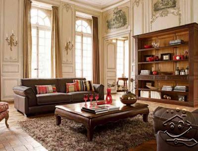 60 Desain Ruang Tamu Klasik Desainrumahnya Com