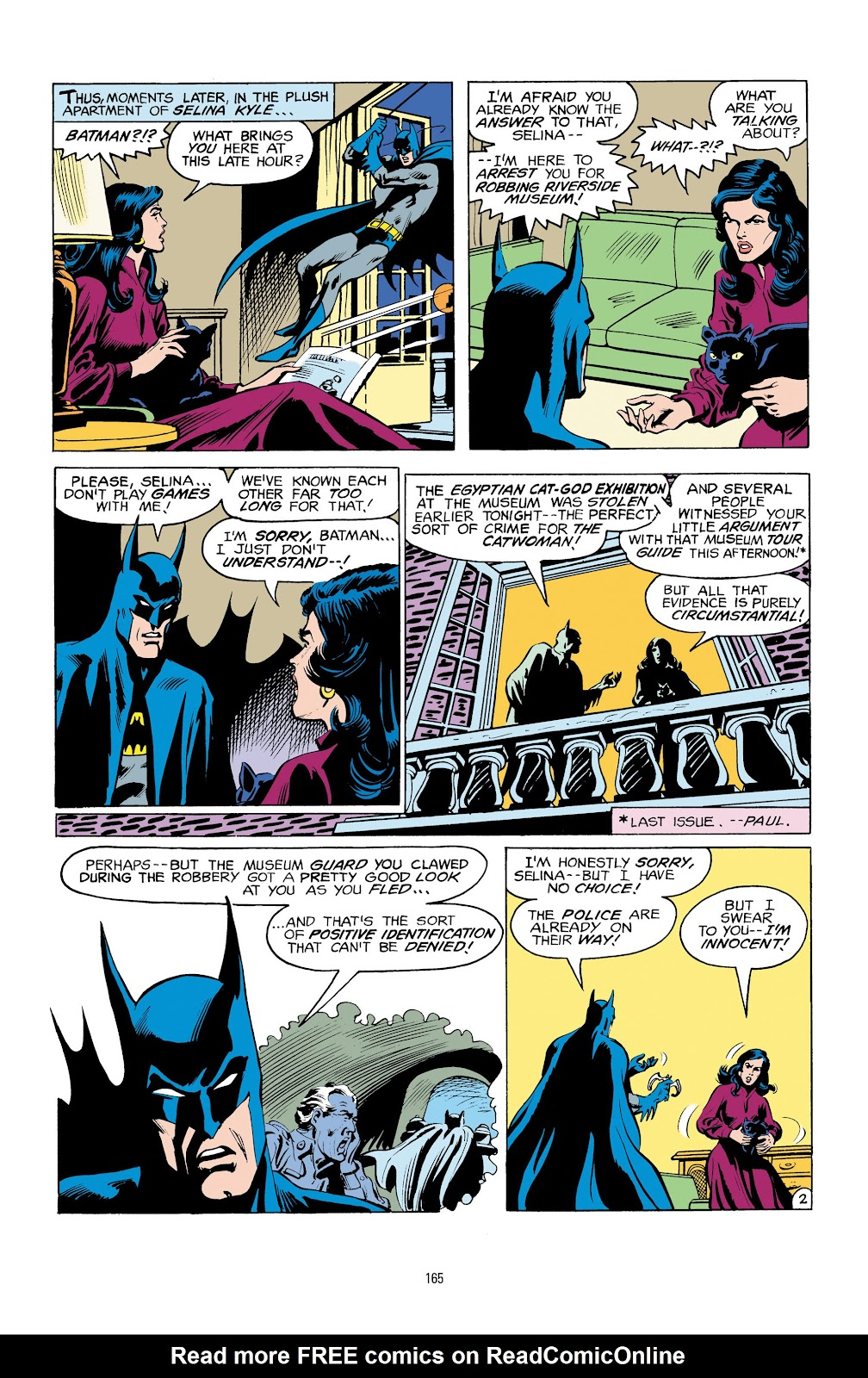 Read online Catwoman: A Celebration of 75 Years comic -  Issue # TPB (Part 2) - 66