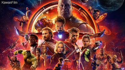Avengers Infinity War (2018) HDTS Subtitle Indonesia