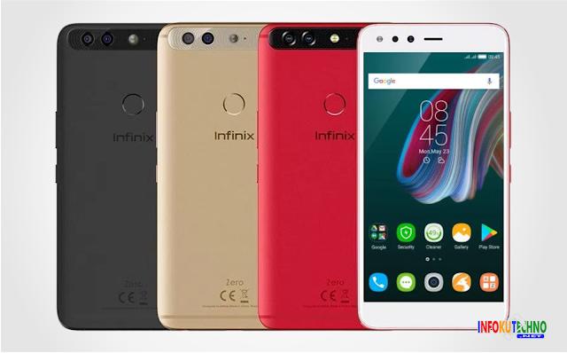 Infinix Zero 5 Pro Full Spesifikasi & Harga Terbaru