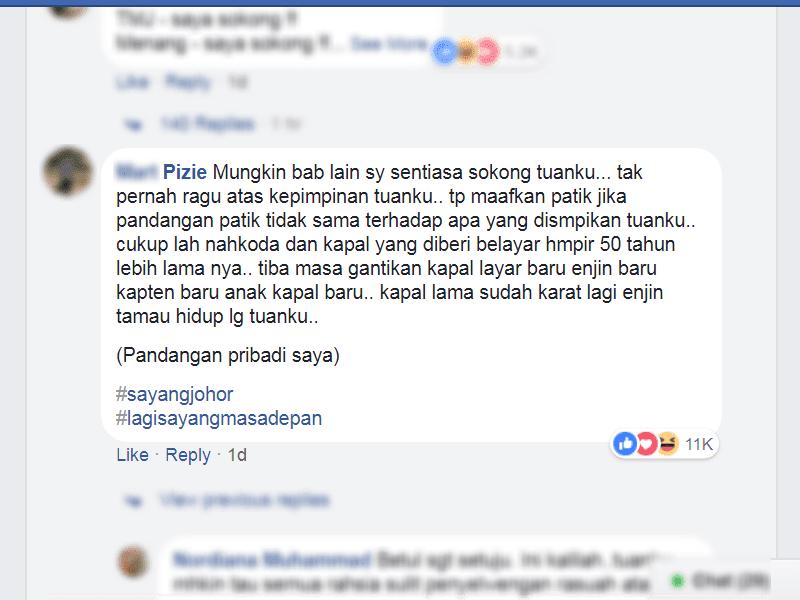 Rakyat pinta pemimpin baru untuk Malaysia PRU14 Pakatan Harapan